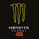Logo Monster Energy Lewis Hamilton