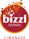 Logo Bizzl Limonade Orange