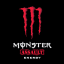 Logo Monster Assault Energy