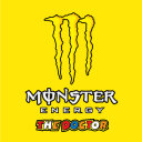Logo Monster Energy The Doctor