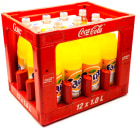 Fanta Orange Zero Kasten 12 x 1 l PET Mehrweg