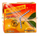 Foto Durstlöscher Orange 0,5 l Tetra-Pack
