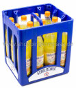 Foto Gerolsteiner Limonade Orange Kasten 12 x 0,75 l PET Mehrweg