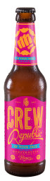 Foto Crew Republic In Your Face Westcoast IPA 0,33 l Glas Mehrweg