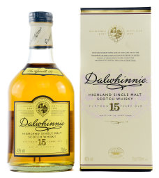 Foto Dalwhinnie Highland Single Malt Scotch Whisky 0,7 l