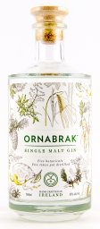 Foto Ornabrak Single Malt Gin 0,7 l
