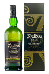 Foto Ardbeg AN OA The Ultimate Islay Single Malt Scotch Whisky 0,7 l