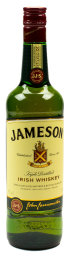 Foto Jameson Irish Whiskey 0,7 l Glas