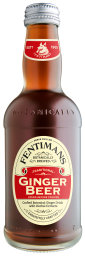 Foto Fentimans Ginger Beer 0,275 l Glas Einweg