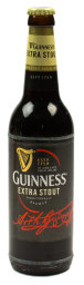 Guinness Extra Stout 0,5 l Glas MW