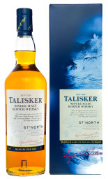 Foto Talisker Single Malt Scotch Whisky Talisker 0,7 l