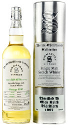 Foto Signatory Vintage Glen Keith 20 Years Speyside Single Malt Scotch Whisky 0,7 l