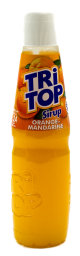 Foto Tri Top Sirup Orange Mandarine 0,6 l PET