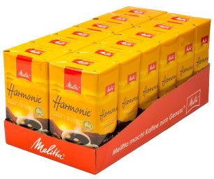 Melitta Harmonie Mild Stärke 2 Karton 12 x 500 g