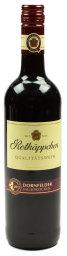 Rotkäppchen Dornfelder halbtrocken Rotwein 0,75 l Glas
