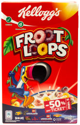 Kellogs Fruit Loops