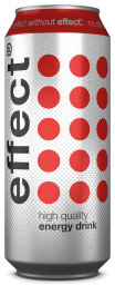 Foto Effect Energy Drink 0,5 l Einweg Dose