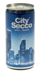 Foto City Secco Weißweincocktail 0,2 l Dose