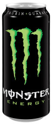 Foto Monster Energy Drink Original 0,5 l Dose Einweg