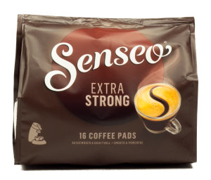 Foto Senseo Extra Strong 16 Pads 111 g