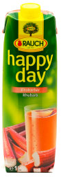 Happy Day Rhabarber 1 l Tetra-Pack