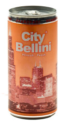 Foto City Bellini Weincocktail 0,2 l Dose