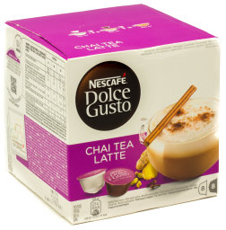 Nescafe Dolce Gusto Chai Tea Latte 16 Kapseln 159,2 g