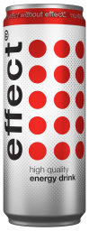 Foto Effect Energy Drink 0,33 l Einweg Dose