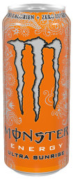 Foto Monster Energy Ultra Sunrise 0,5 l Dose Einweg