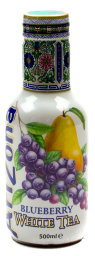 Arizona Blueberry White Tea 0,5 l PET EW