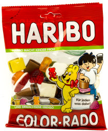Foto Haribo Colorado 200 g