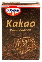 Dr. Oetker Kakao zum Backen 100 g