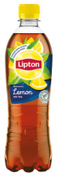 Foto Lipton Ice Tea Eistee Lemon 0,5 l PET Einweg