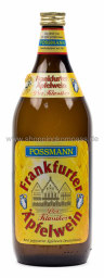 Possmann Frankfurter Apfelwein 1 l Glas MW