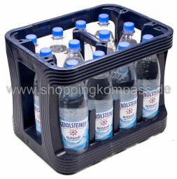 Gerolsteiner Mineralwasser Naturell Kasten 12 x 1 l PET MW