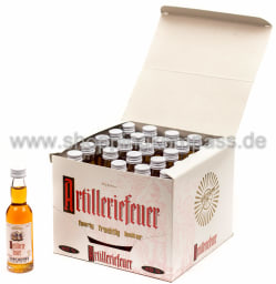 Artilleriefeuer Fruchtbitter Karton 24 x 0,04 l