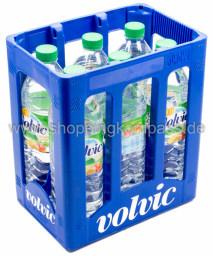 Volvic Touch Tropische Früchte Kasten 6 x 1,5 l EW