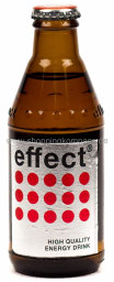 Effect Energy Drink 0,2 l Glas Mehrweg