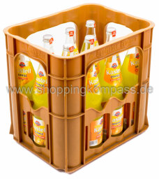 Kastell Orange Kasten 12 x 0,7 l Glas MW