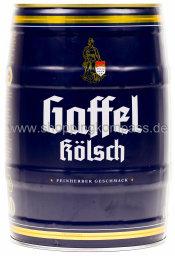 Gaffel Kölsch Partydose 5 l Dose EW