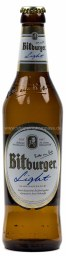 Bitburger Light 0,5 l Glas Mehrweg