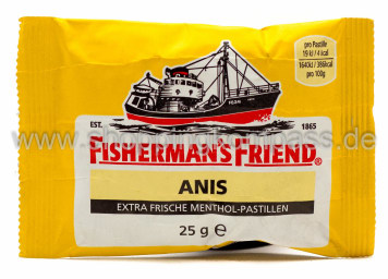 Foto Fisherman's Friend Anis 25 g
