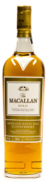 Foto The Macallan Gold Highland Single Malt Scotch Whisky 0,7 l