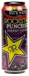 Rockstar Energy Drink Energy + Guava 0,5 l Dose EW