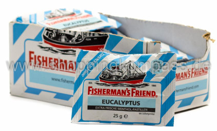 Foto Fisherman's Friend Eucalyptus 24 x 25 g
