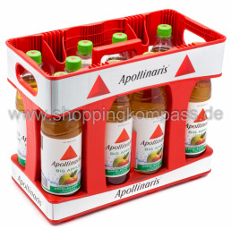 Foto Apollinaris Apfelschorle Big Apple Kasten 10 x 1 l PET Mehrweg