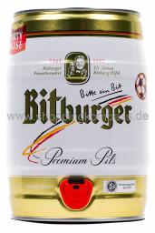 Bitburger Pils Partydose 5 l Dose EW