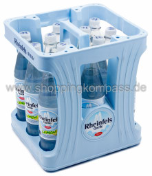 Rheinfels Quelle Lemon Kasten 12 x 0,75 l PET MW