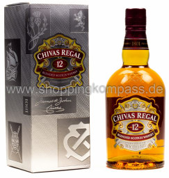 Foto Chivas Regal Blended Scotch Whiskey Single Malt 0,7