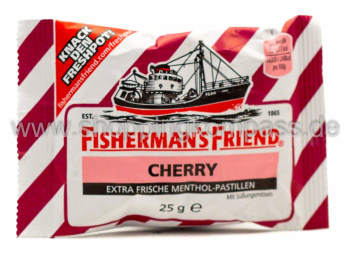 Foto Fisherman's Friend Cherry 25 g